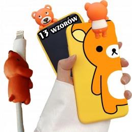 Etui case ring DIAMENTY WZORY do Xiaomi Redmi 9C