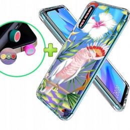 Etui case PINK SERCE FUTRO do Samsung Galaxy A11