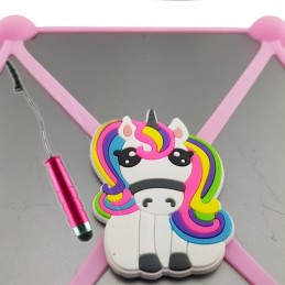 "Etui na tablet uniwersalne 7"", 8"" i 10"" - Unicorn Pony"