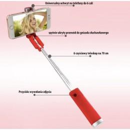Selfie stick SZMINKA MONOPOD kij selfi na kabel