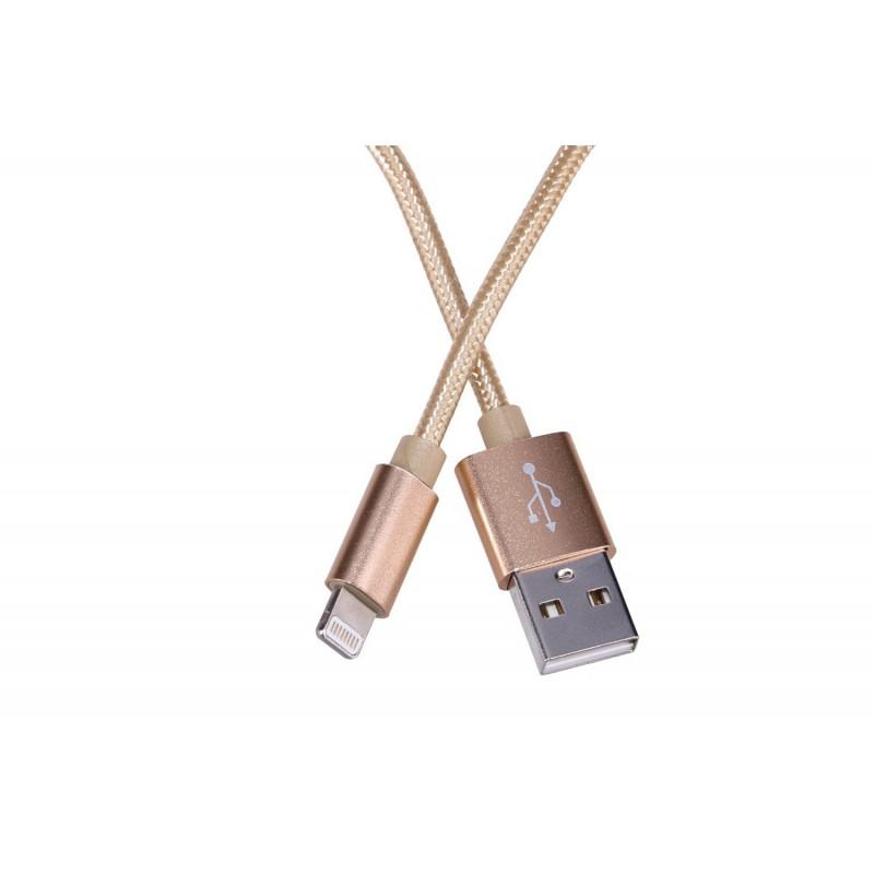 Kabel USB - iPhone (lightning)