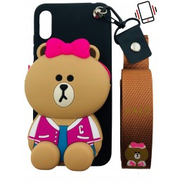 etui case Huawei Mate 10 Lite KAPITAN AMERYKA guma case tanio pokrowiec telefon