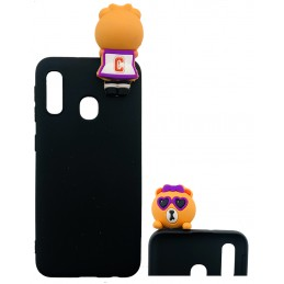 Etui Iphone 7 / 8 BROKAT płyn liquid case SZKŁO