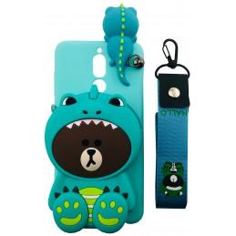 Etui case jelly Awokado do Samsung Galaxy S9 Plus