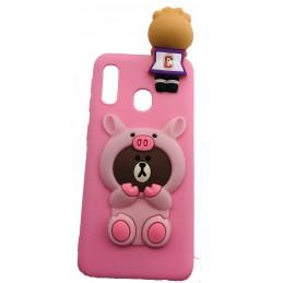 Etui case LODOWIEC ICE do Huawei P10 Lite Case nakładka plecki na telefon 3d wzory