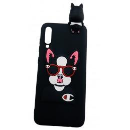 Etui case jelly Laser Marmur 3D Apple iPhone 8