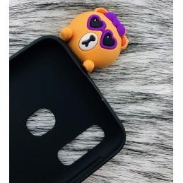 Etui case MIŚ OKULARY 3D do Xiaomi Redmi 7A