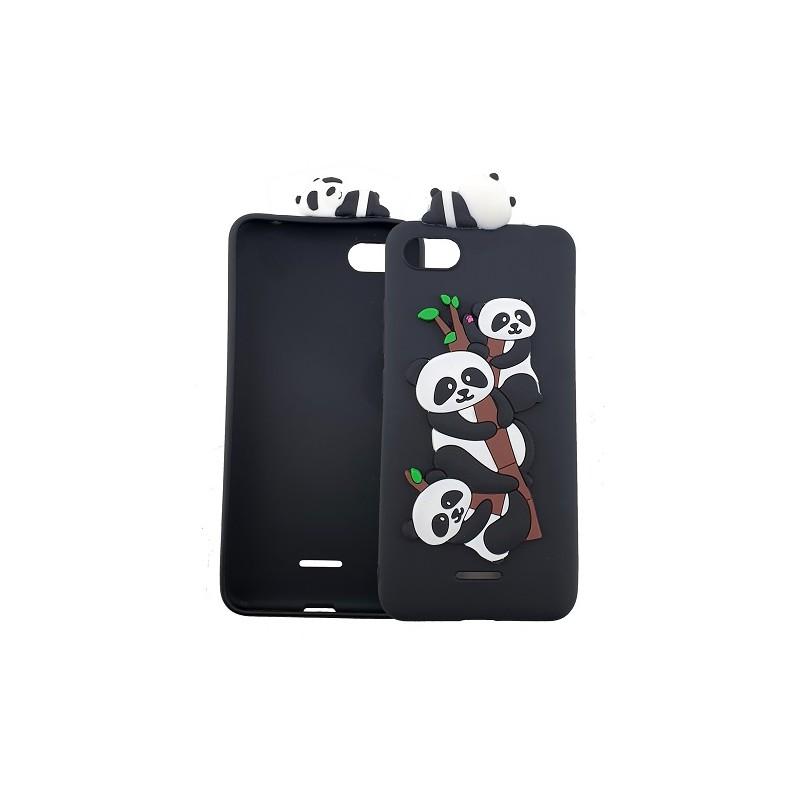 Etui PANDA LALKA do Xiaomi Note 8