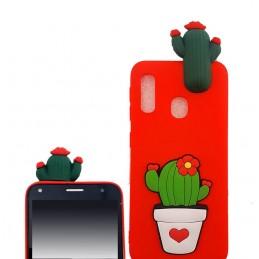 etui Xiaomi Redmi Note 3 i Note 4 jednorożec FOLIA guma case tanio pokrowiec telefon