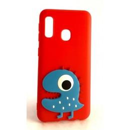 Etui case Minnie Myszka na Samsung Galaxy A50 Case nakładka plecki na telefon 3d wzory