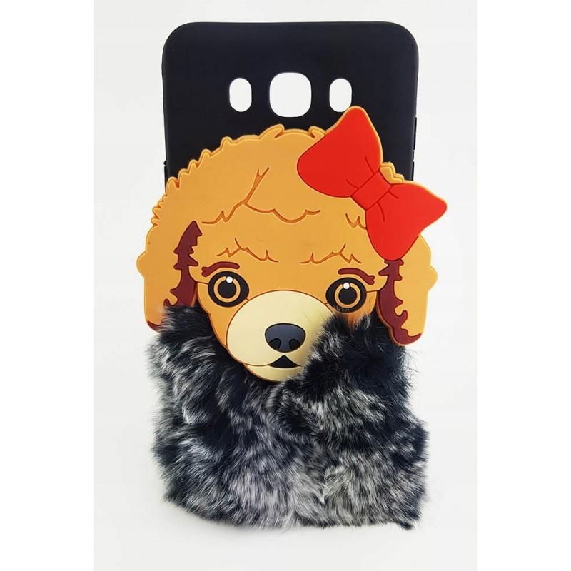 Etui CASE Futerko Piesek do Samsung Galaxy A51