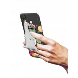 Etui Ninja Panda unicorn do Samsung Galaxy A20s
