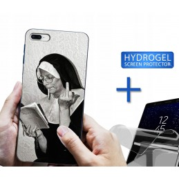 Etui Kot Breloczek 3D na Apple iPhone 7/8 Plus